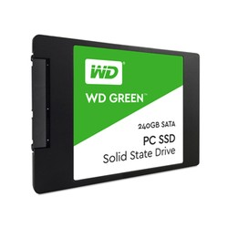 WESTERN SSD 240GB. WD GREEN...