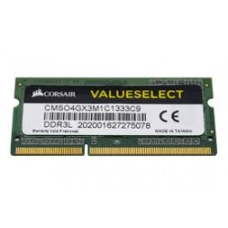 SODIMM CORSAIR 4 GB. DDR3L...
