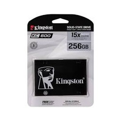 KINGSTON SSD 256GB. KC600...