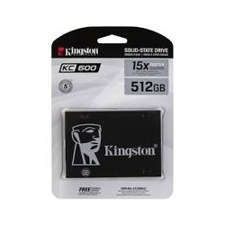 KINGSTON SSD 512GB. KC600...