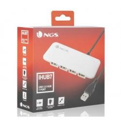NGS HUB 7 PORTAS USB 2.0