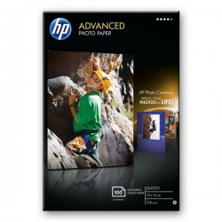 HP PHOTO PAPER GLOSSY 10X15...