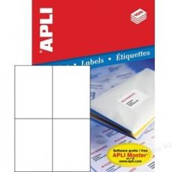 APLI ETIQUETAS 105X35-100...