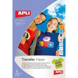 APLI PAPEL TRANSFER P/T-SHIRTS