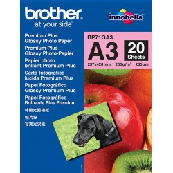 BROTHER PAPEL GLOSSY...