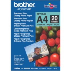 BROTHER PAPEL GLOSSY 260...