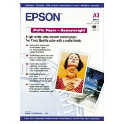 EPSON PAPEL MATTE A3 - 50 FLS