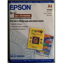 EPSON PAP.ESPECIAL P/360PPP...