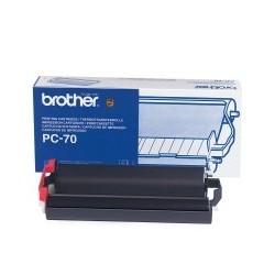 BROTHER 1CART.+1 BOBINE...