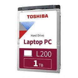 """TOSHIBA L200 1TB. HDD 2,5""""..."""