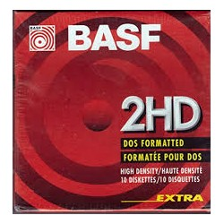 "BASF DISKETTES 3,5"" HD..."