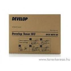 DEVELOP D1300F/1320F TONER...