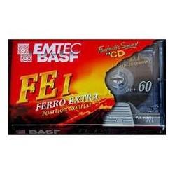 CASSETE AUDIO EMTEC FEI 60...