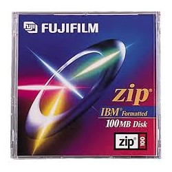 FUJIFILM ZIP 100  (FORM.IBM)
