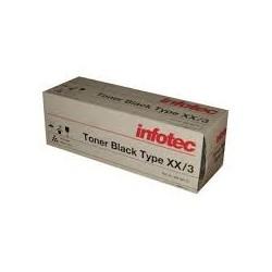 INFOTEC 7316 TYPE XX/3 PRETO
