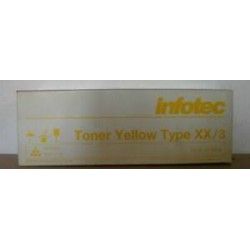 INFOTEC 7316 TYPE XX/3 YELLOW