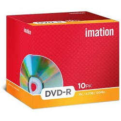 IMATION DVD-R 4.7GB 16x...