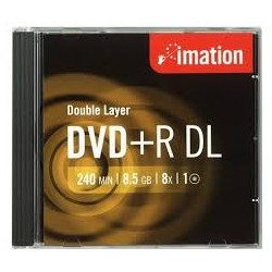 IMATION DVD+R 8.5 GB...