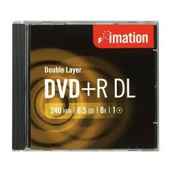 IMATION DVD+R  8.5GB...