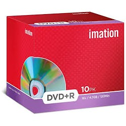 IMATION DVD+R 4.7GB 16X...