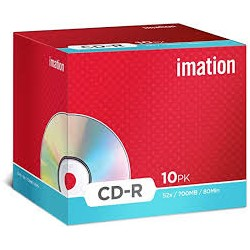 IMATION CD-R 700MB 80MIN...