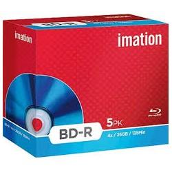 IMATION BD-R BLU-RAY SL25GB...