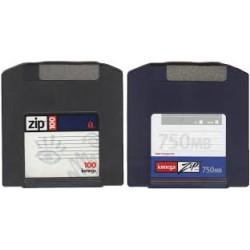 IOMEGA ZIP 750 MB PC/MAC