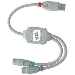 ADAPTADOR LINDY USB P/ 2 x...