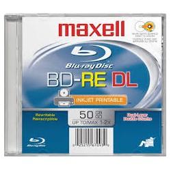 MAXELL BLURAY 50 GB....