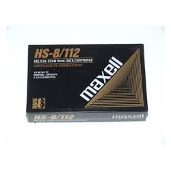 MAXELL TAPE 8MM/112M