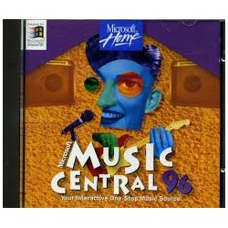 MICROSOFT MUSIC CENTRAL