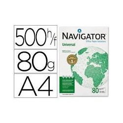 PAPEL NAVIGATOR A4 80gr