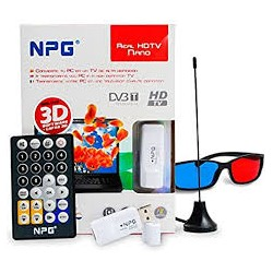 NPG REAL HDTV MICRO (TDT USB)
