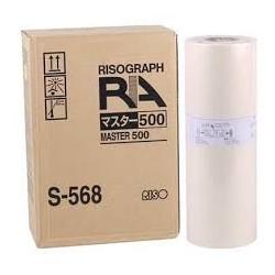 RISOGRAPH MASTER RC/RA S-568LA