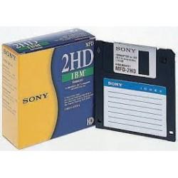 "SONY DISKETTES 3.5"" HD..."