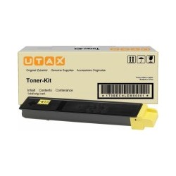 UTAX 2550CI TONER AMARELO 6K